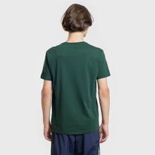 Мужская футболка Polo Ralph Lauren Classic Crew Neck 26/1 Jersey College Green/Signet Red фото- 3