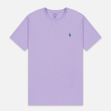 Мужская футболка Polo Ralph Lauren Classic Crew Neck 26/1 Jersey English Lavender фото- 0