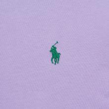 Мужская футболка Polo Ralph Lauren Classic Crew Neck 26/1 Jersey English Lavender фото- 2