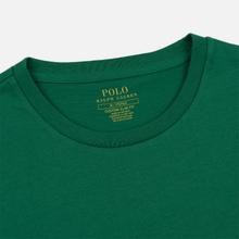Мужская футболка Polo Ralph Lauren Classic Crew Neck 26/1 Jersey Jerry Green фото- 1