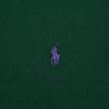 Мужская футболка Polo Ralph Lauren Classic Crew Neck 26/1 Jersey New Forest фото- 2