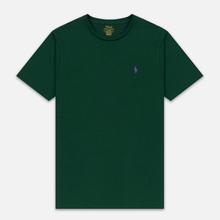 Мужская футболка Polo Ralph Lauren Classic Crew Neck 26/1 Jersey New Forest фото- 0