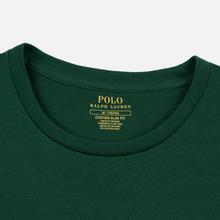 Мужская футболка Polo Ralph Lauren Classic Crew Neck 26/1 Jersey New Forest фото- 1