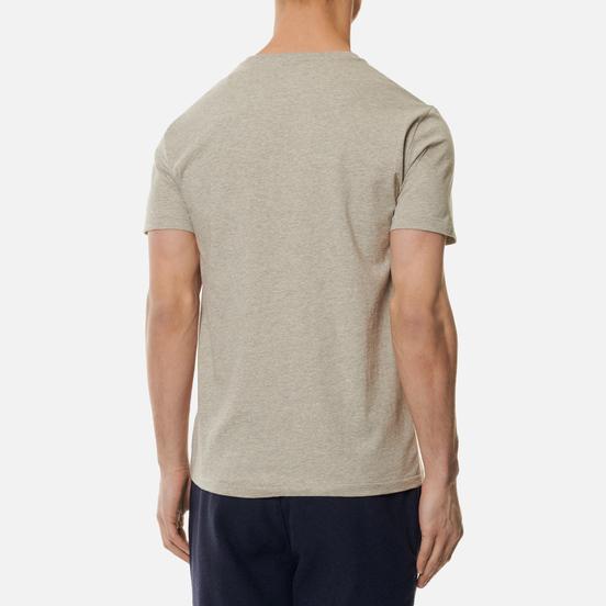 Мужская футболка Polo Ralph Lauren Custom Fit Crew Neck 26/1 Jersey New Grey Heather