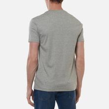 Мужская футболка Polo Ralph Lauren Custom Slim Fit Interlock Andover Heather фото- 0