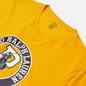 Мужская футболка Polo Ralph Lauren Front Print Big Pony & P Slicker Yellow фото - 1