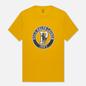 Мужская футболка Polo Ralph Lauren Front Print Big Pony & P Slicker Yellow фото - 0