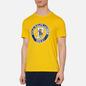 Мужская футболка Polo Ralph Lauren Front Print Big Pony & P Slicker Yellow фото - 2