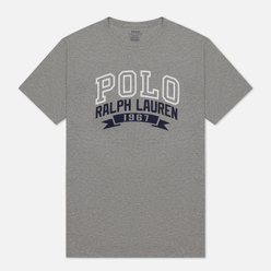 Мужская футболка Polo Ralph Lauren Logo Polo 1967 Andover Heather