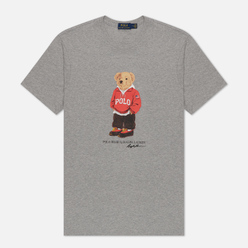 Мужская футболка Polo Ralph Lauren Polo Bear 26/1 Jersey Andover Heather