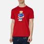 Мужская футболка Polo Ralph Lauren Polo Bear 26/1 Jersey Red фото - 2