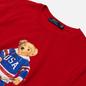 Мужская футболка Polo Ralph Lauren Polo Bear 26/1 Jersey Red фото - 1