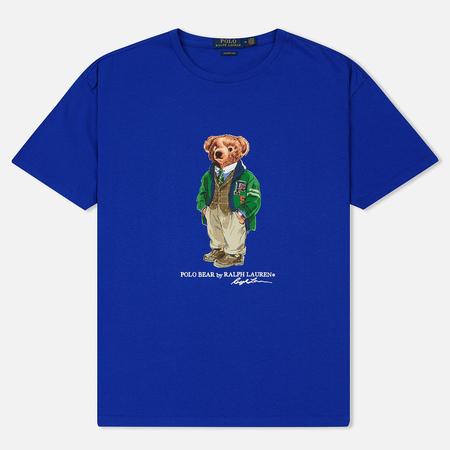 Мужская футболка Polo Ralph Lauren Polo Bear Classic Fit Cruise Royal