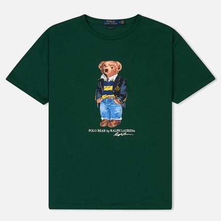 Мужская футболка Polo Ralph Lauren Polo Bear Classic Fit New Forest
