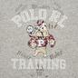 Мужская футболка Polo Ralph Lauren Polo Pony Mini Logo 26/1 Jersey Loft Heather фото - 2