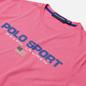 Мужская футболка Polo Ralph Lauren Polo Sport 26/1 Jersey Blaze Knockout Pink фото - 1