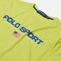 Мужская футболка Polo Ralph Lauren Polo Sport 26/1 Jersey Bright Pear фото - 1