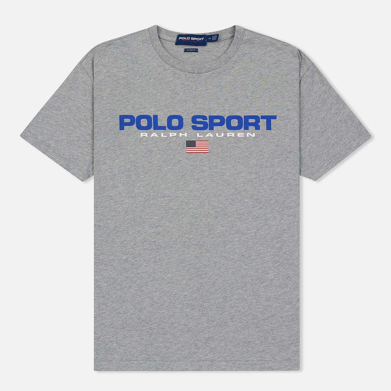 Мужская футболка Polo Ralph Lauren Polo Sport Andover Heather