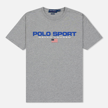 Мужская футболка Polo Ralph Lauren Polo Sport Andover Heather фото- 0