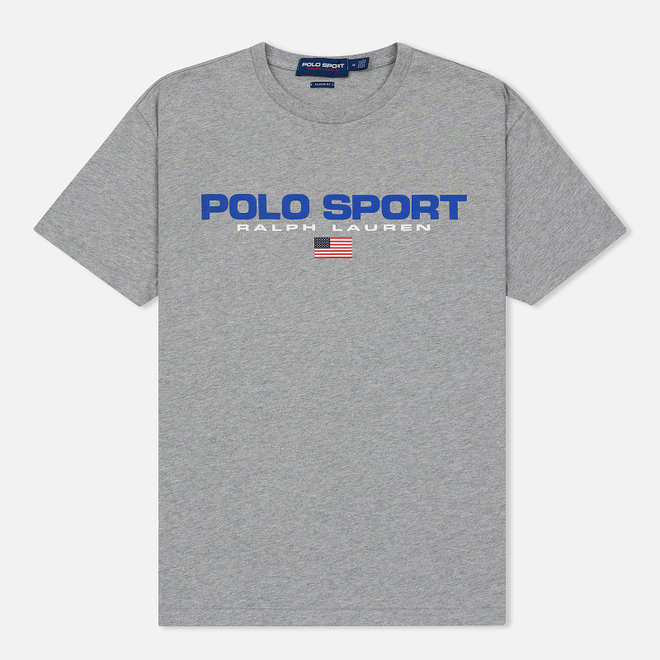Мужская футболка Polo Ralph Lauren Polo Sport Andover Heather