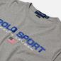Мужская футболка Polo Ralph Lauren Polo Sport Andover Heather фото - 1