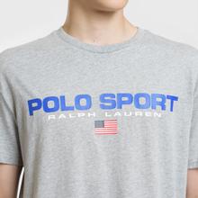 Мужская футболка Polo Ralph Lauren Polo Sport Andover Heather фото- 2
