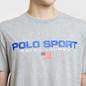 Мужская футболка Polo Ralph Lauren Polo Sport Andover Heather фото - 2