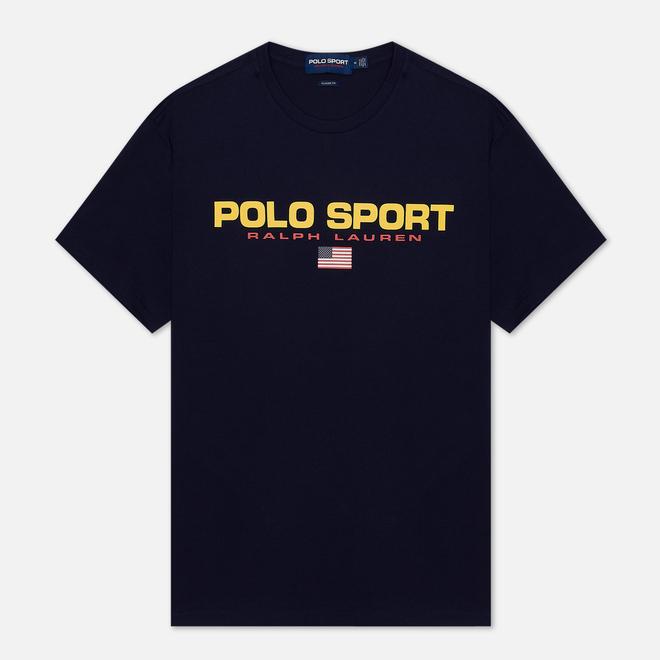 Мужская футболка Polo Ralph Lauren Polo Sport Cruise Navy