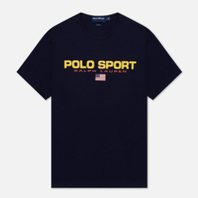 Мужская футболка Polo Ralph Lauren Polo Sport Cruise Navy фото- 1