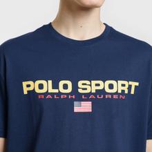 Мужская футболка Polo Ralph Lauren Polo Sport Cruise Navy фото- 2