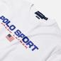 Мужская футболка Polo Ralph Lauren Polo Sport White фото - 1