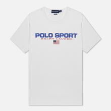 Мужская футболка Polo Ralph Lauren Polo Sport White фото- 1