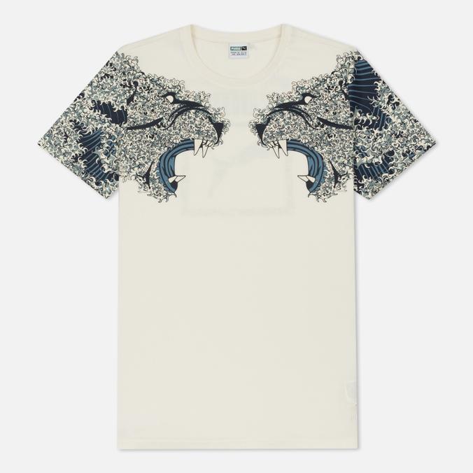 Мужская футболка Puma Marine Day Pack Marshmallow