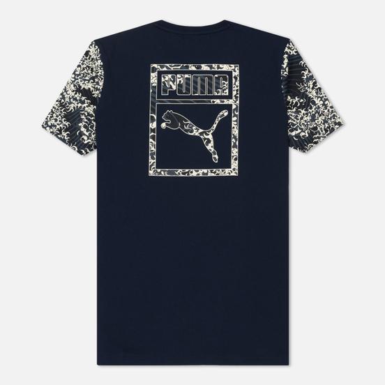 Мужская футболка Puma Marine Day Pack Peacoat