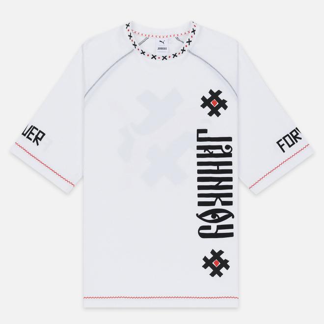 Мужская футболка Puma x JAHNKOY White