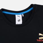 Мужская футболка Puma x Santa Cruz Screaming Hand Logo Black фото- 1