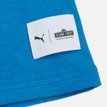Мужская футболка Puma x Sesame Street Print '90s Characters French Blue фото- 3