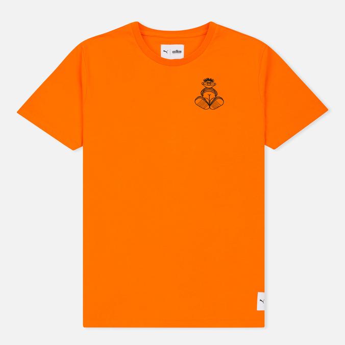 Мужская футболка Puma x Sesame Street Print '90s Characters Orange Clown Fish