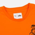 Мужская футболка Puma x Sesame Street Print '90s Characters Orange Clown Fish фото- 1
