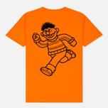 Мужская футболка Puma x Sesame Street Print '90s Characters Orange Clown Fish фото- 5