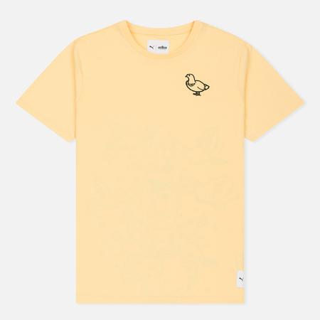 Мужская футболка Puma x Sesame Street Print '90s Characters Ultra Yellow