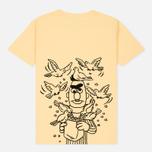 Мужская футболка Puma x Sesame Street Print '90s Characters Ultra Yellow фото- 3
