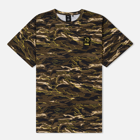 Мужская футболка Puma x The Weeknd XO Graphic Black/Camo