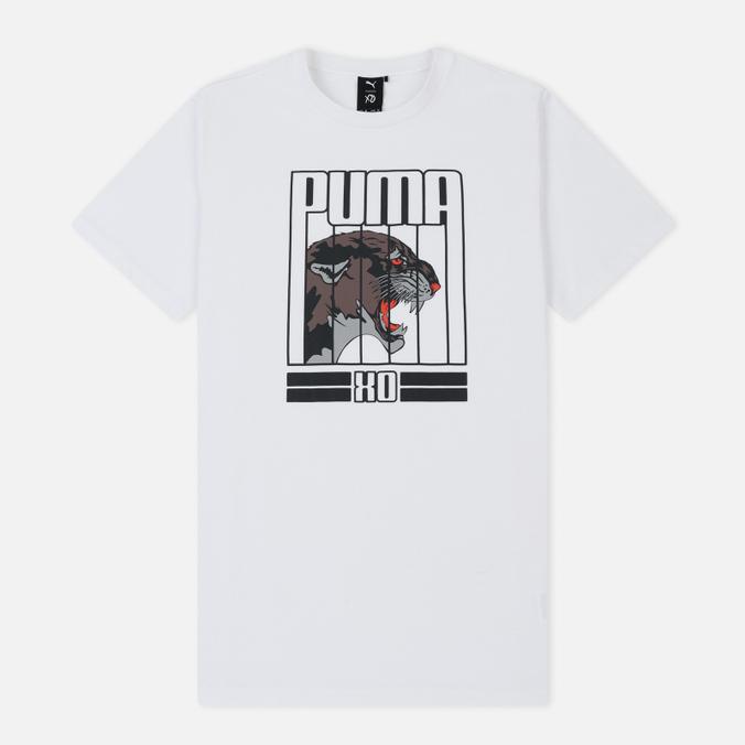 Мужская футболка Puma x The Weeknd XO Homage To Archive White