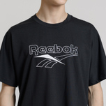 Мужская футболка Reebok Classic Vector Black фото- 3
