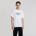 Мужская футболка Reebok Classic Vector White фото- 2