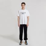 Мужская футболка Reebok Classic Vector White фото- 1