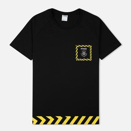 Мужская футболка Reebok x Faces&Laces City Under Construction Black