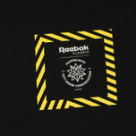 Мужская футболка Reebok x Faces&Laces City Under Construction Black фото- 2