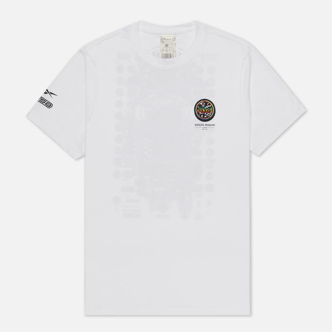 Мужская футболка Reebok x Kenzo Minami R58 White